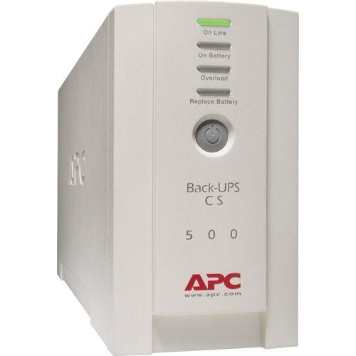APC »Back-UPS CS 500VA« Stromspeicher