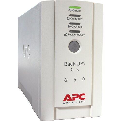APC »Back-UPS CS 650VA« Stromspeicher