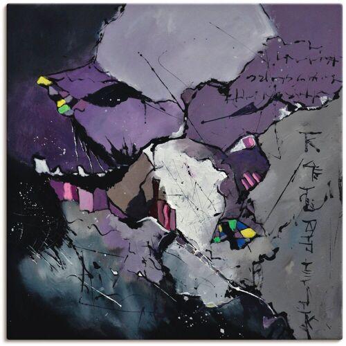 Artland Wandbild »Abstraktes Gemälde«, Muster (1 Stück)
