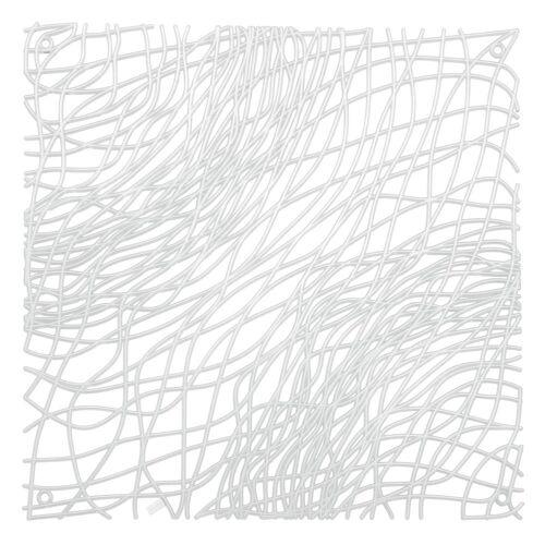 KOZIOL Raumteiler »Silk 4-tlg. Transparent Klar«