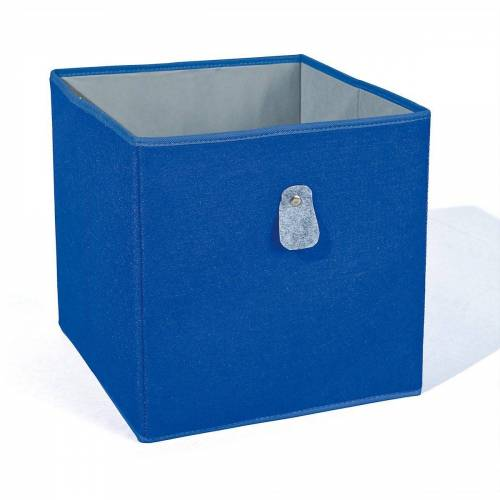 Inter Link Aufbewahrungsbox »Aufbewahrungsbox, grün/grau«, blau Modell 1