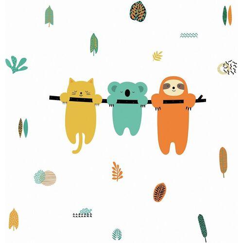 RoomMates Wandsticker »Wandsticker, Koala und Faultier«