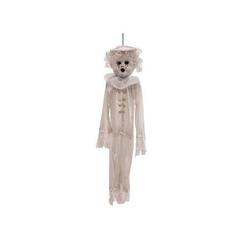 EUROPALMS Dekofigur »Halloween Puppe, 90cm - Hängende Figur mit blutigen Augen«
