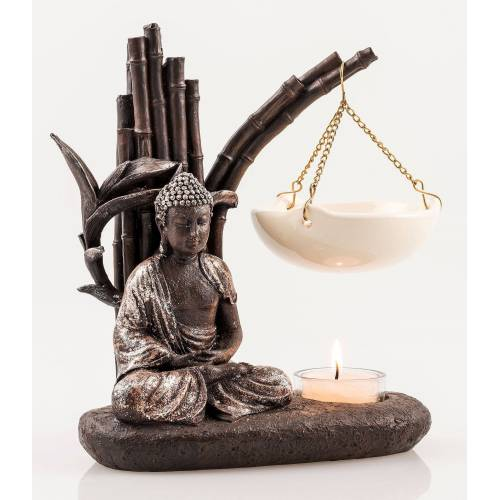 Home affaire Duftlampe »Buddha«