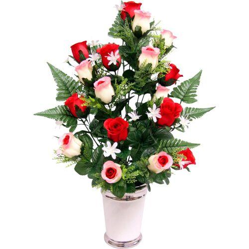 Kunstpflanze »Rosen« Rosen, Höhe 65 cm