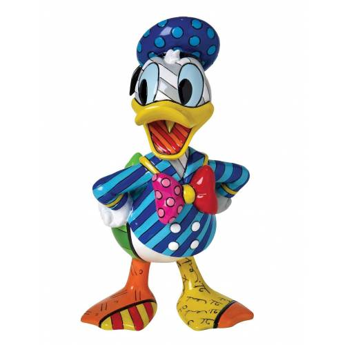 Disney by Britto Comicfigur »Donald Duck«, PopArt, bunt