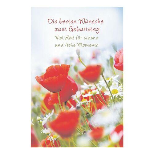 LUMA KARTENEDITION Postkarten »Geburtstag«, mehrfarbig