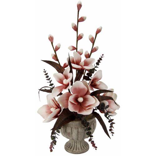 I.GE.A. Kunstpflanze »Soft-Magnolie« Magnolie, , Höhe 65 cm