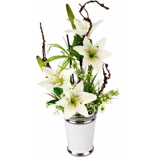 I.GE.A. Kunstpflanze »Lilien« Lilien, , Höhe 55 cm