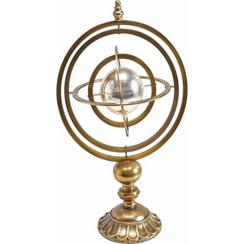 Globus »Globus«, goldfarben