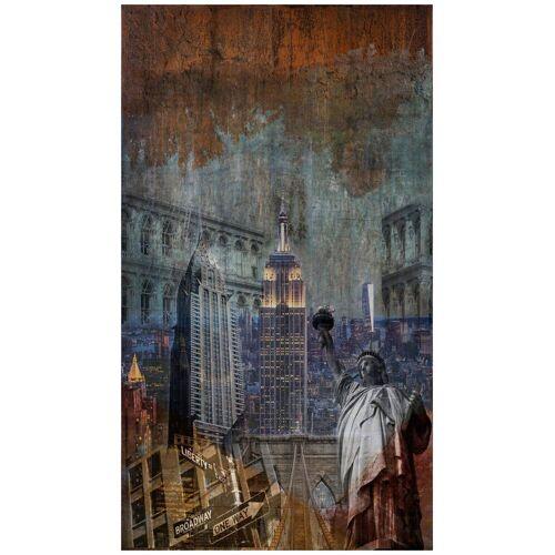 Bodenmeister Fototapete »New York«