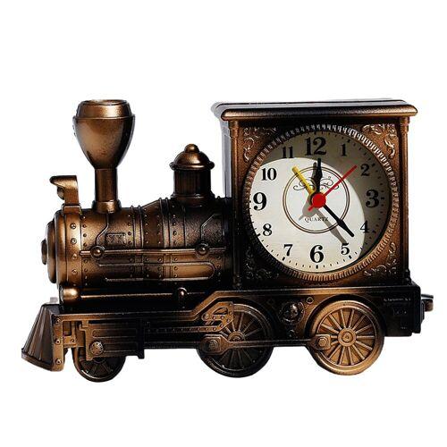 Gotui Wecker »Kinderwecker« Uhr,Zuhause wecker,Kinder Geschenk, Kupfer