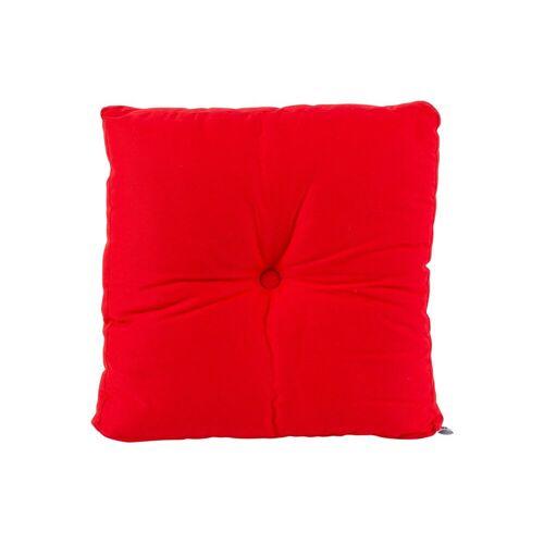 BioKinder - Das gesunde Kinderzimmer Sitzkissen, Sitzkissen 40x40 cm Rot, Rot
