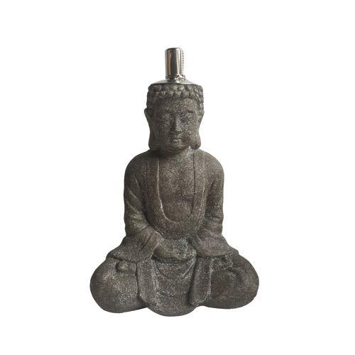 HTI-Line Dekofigur »Öllampe Buddha 1 Öllampe Buddha 1« (1 Stück), Öllampe