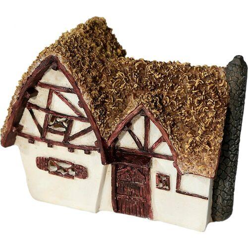 Home affaire Dekofigur »Cottage« mit Solarlicht, bunt