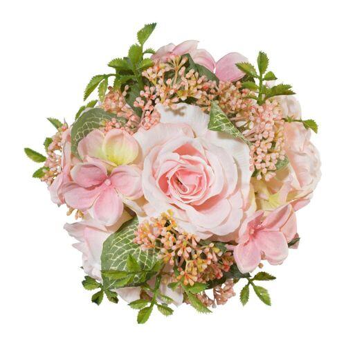 Kunstblume (Set, 2 Stück), rosa