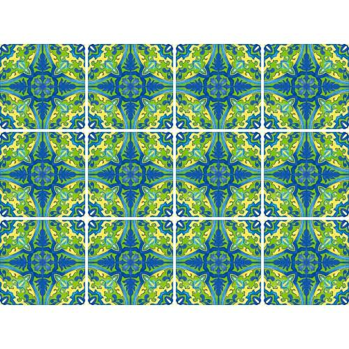 Fliesenaufkleber »Muster III«
