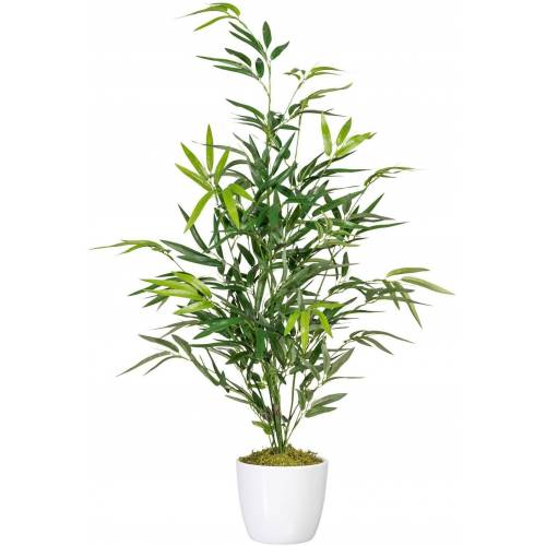 Creativ green Kunstpflanze »Bambus« Kunstpflanze, , Höhe 80 cm