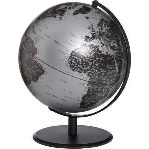 emform® Globus »Planet Pluto Matt Silver«