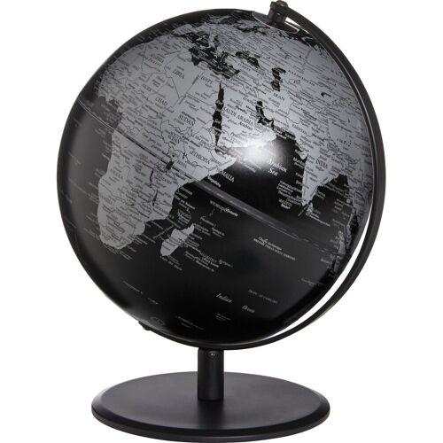 emform® Globus »Planet Pluto Matt Black«