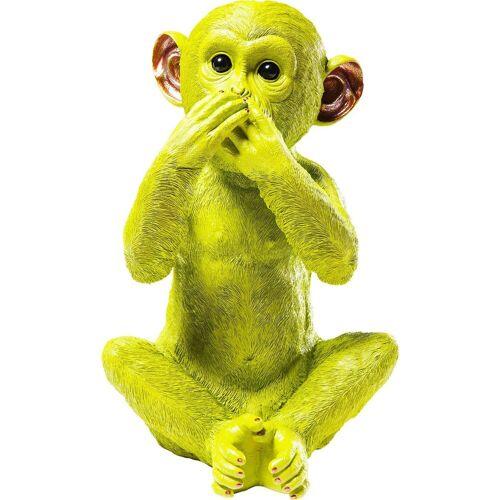 KARE Spardose »Spardose Monkey Iwazaru Lime«