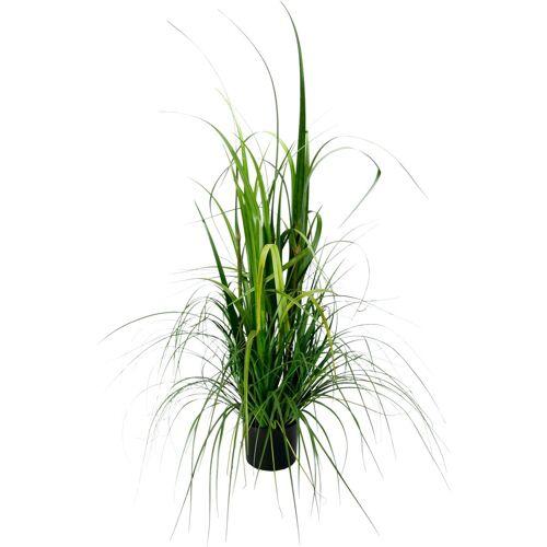 I.GE.A. Kunstpflanze »Gras im Topf« Gras, , Höhe 120 cm