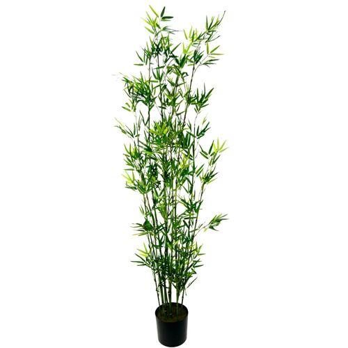 I.GE.A. Kunstpflanze »Bambus im Topf« Bambus, , Höhe 180 cm