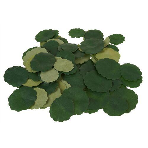 VBS Kunstpflanze »Lotusblätter«, , schwimmend, 120 Stück