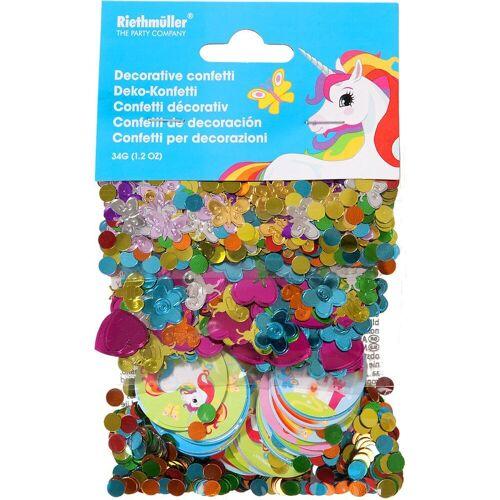 Amscan Konfetti »Konfetti Minions, 34 g«, pink-kombi