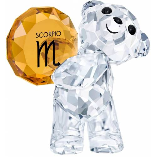 Swarovski Dekofigur »KRIS BEAR - SCORPIO, 5396286« (1 Stück), ® Kristall