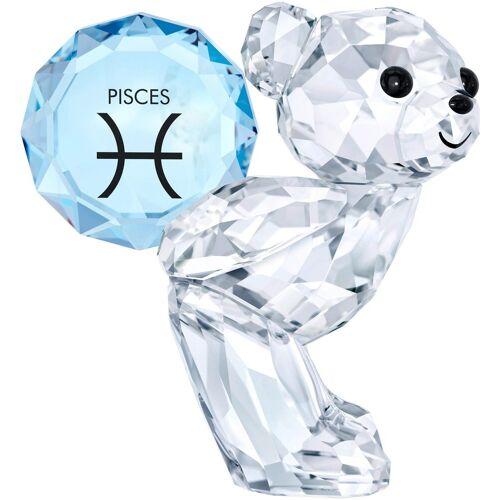 Swarovski Dekofigur »KRIS BEAR - PISCES, 5396294« (1 Stück), ® Kristall