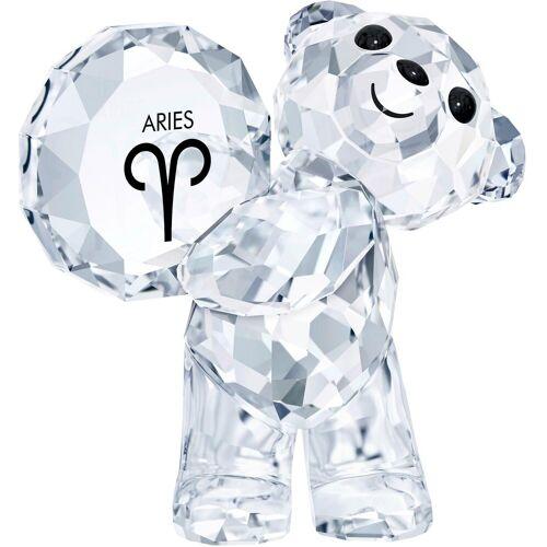 Swarovski Dekofigur »KRIS BEAR - ARIES, 5396279« (1 Stück), ® Kristall