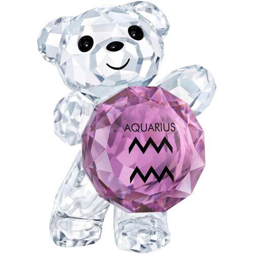 Swarovski Dekofigur »KRIS BEAR - AQUARIUS, 5396292« (1 Stück), ® Kristall