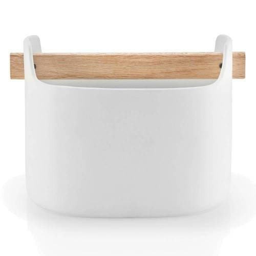 Eva Solo Aufbewahrungsbecher »Toolbox Weiß 15 cm«, Holz, (1-tlg)