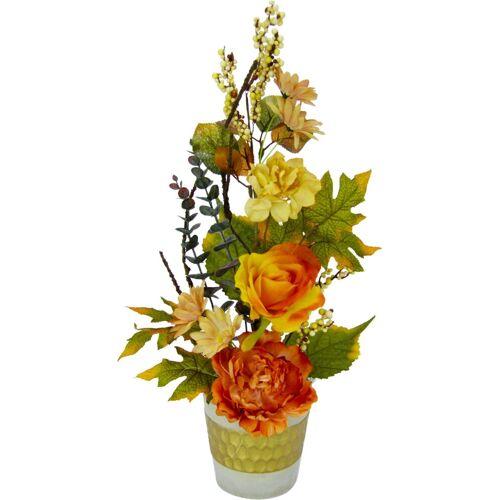 I.GE.A. Kunstpflanze Rosen, , Höhe 48 cm