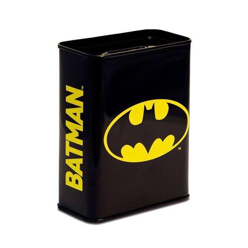 LOGOSHIRT Spardose mit Batman-Logo, farbig