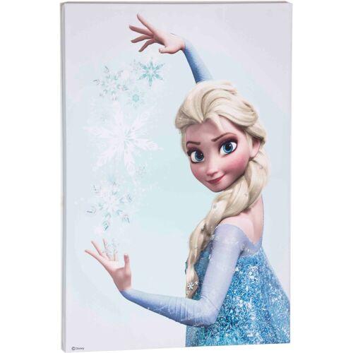 Disney Leinwandbild »Frozen Elsa«, (1 Stück)