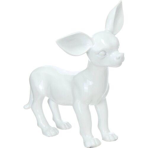 Kayoom Dekofigur »Chihuahua«, weiß