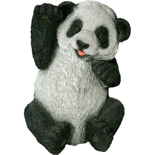 Home affaire Tierfigur, Panda sitzend, Höhe: 22,8 cm