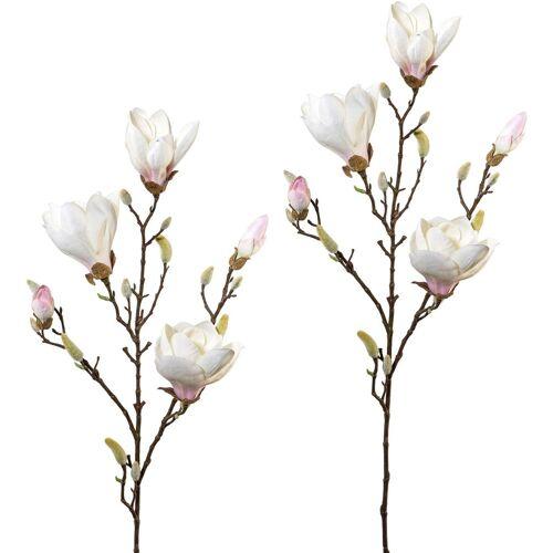 Creativ green Kunstblume Kunstblume, , Höhe 101 cm, Höhe 101 cm (2er Set), rosa