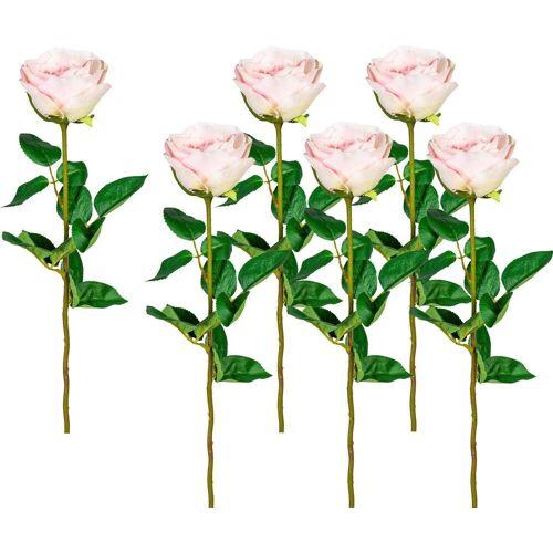 Creativ green Kunstblume Kunstblume, , Höhe 69 cm, rosa
