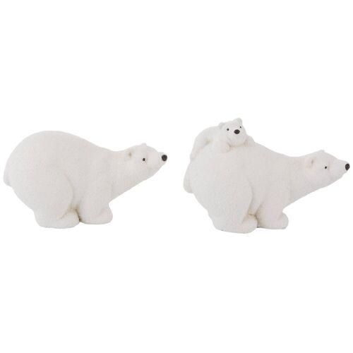 Tierfigur »Eisbären« (Set, 2 Stück)