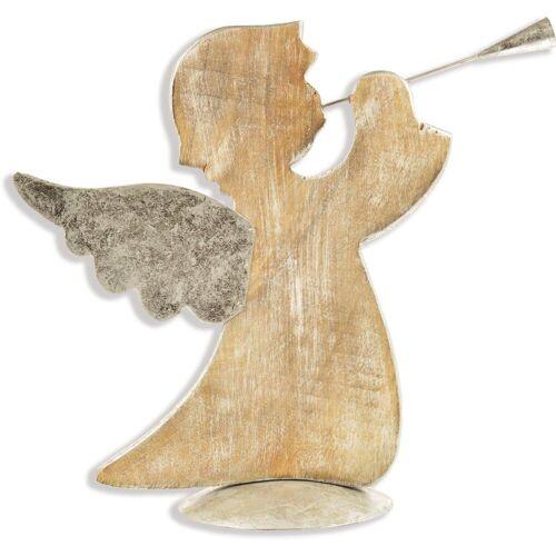 Engelfigur »Engel«, stehend, mit Trompete