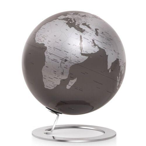 Räthgloben Design Globus Athmosphere iGlobe - Farbwahl, Grau