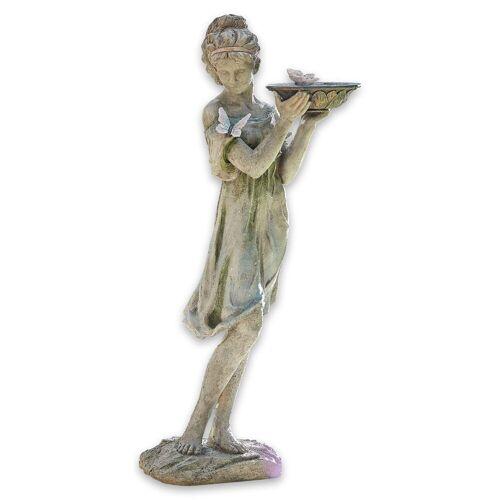 Mirabeau Skulptur »Malia«, antikgrau