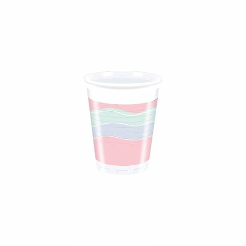 Procos Partybecher Elegant Party 200 ml, 8 Stück