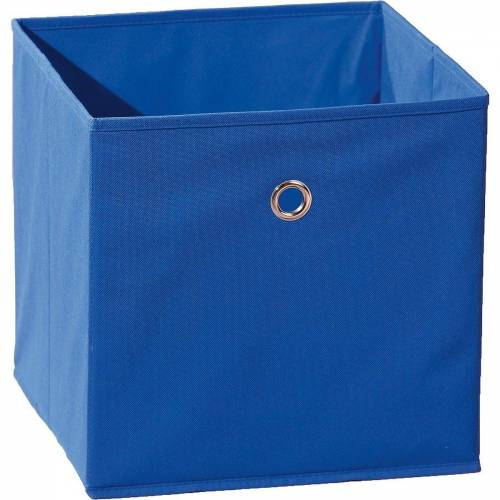 Inter Link Aufbewahrungsbox »Faltbox, grün«, blau