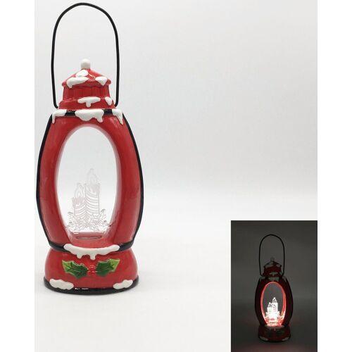 BONETTI LED Dekoobjekt »Laterne«, mit Acryl-Dekoration