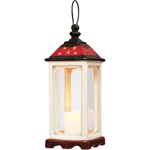LED Laterne, Inkl. LED-Kerze, batteriebetrieben
