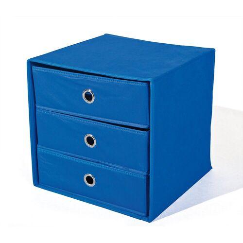 Inter Link Aufbewahrungsbox »Aufbewahrungsbox, grün/grau«, blau Modell 2